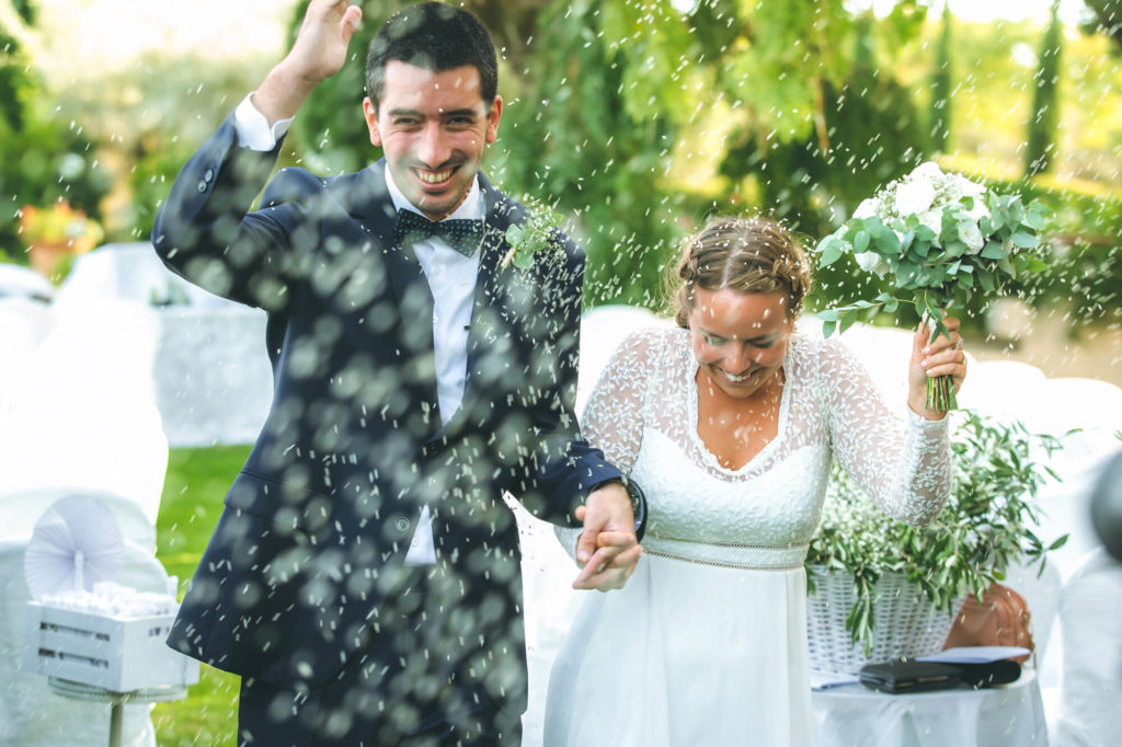 emotional wedding in villa mocale san casciano florence