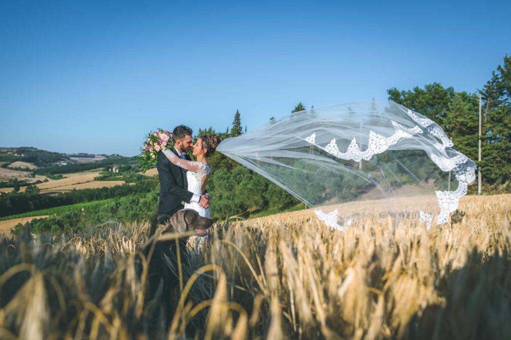 tuscan countryside wedding in villa il petriccio montespertoli florence