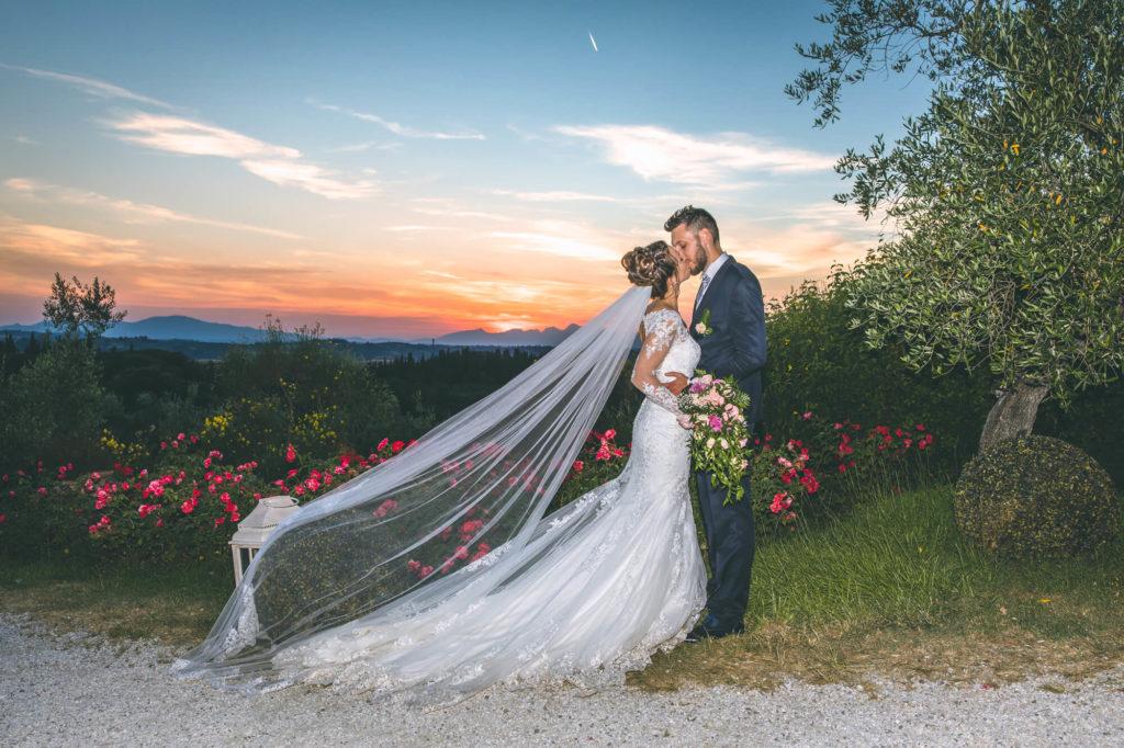 romantic wedding in villa il petriccio montespertoli florence