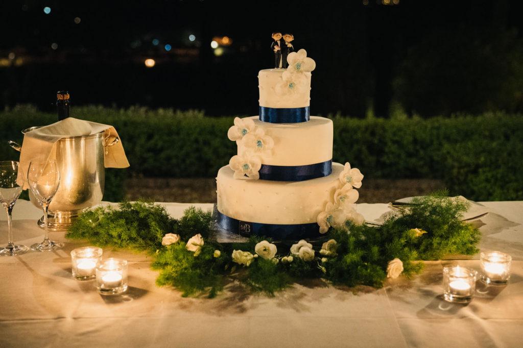 wedding cake in la collegiata san gimignano siena