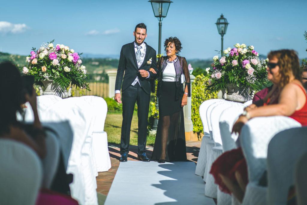 wedding in villa il petriccio montespertoli florence