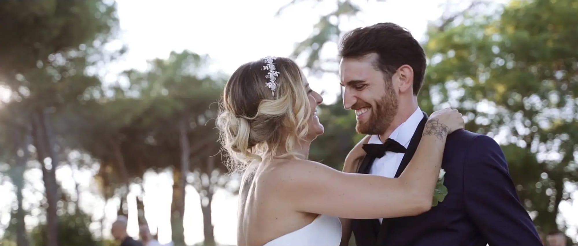wedding videomaker in villa pagnana rignano sull arno florence