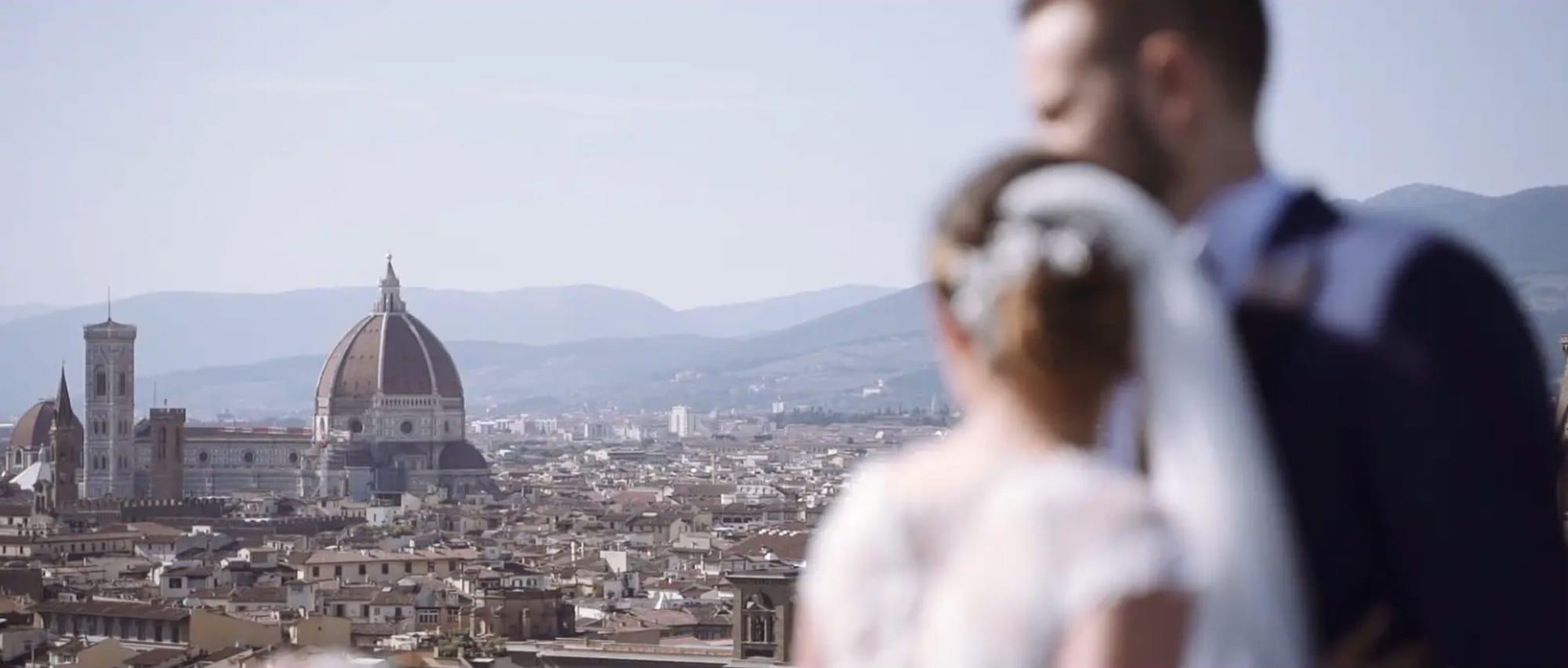wedding videomaker in borgo machiavelli, san casciano val di pesa, florence